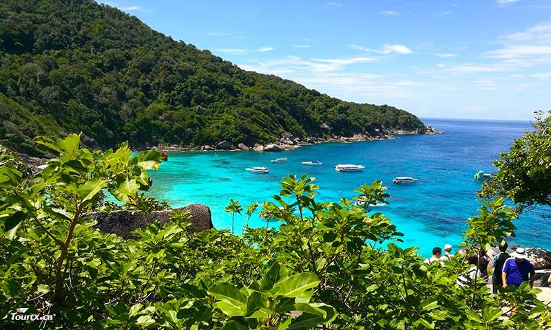 2017泰国普吉斯米兰岛开放时间及相关介绍